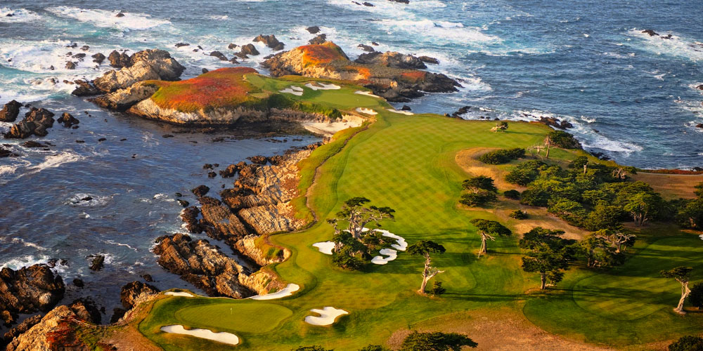 best golf courses us