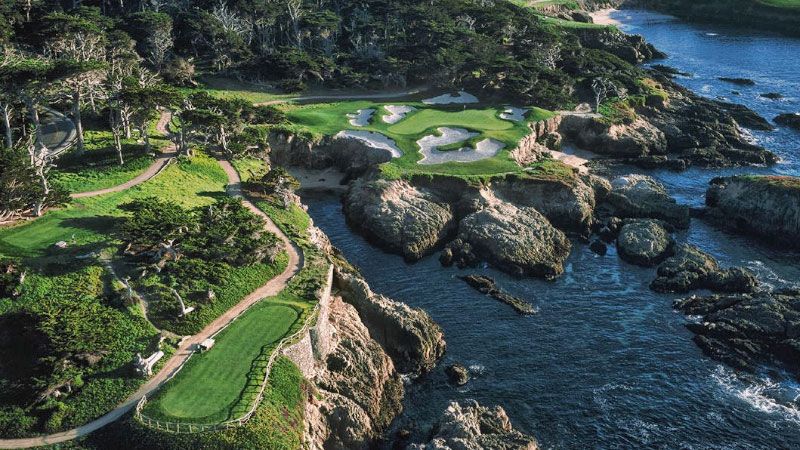 cypress point club views