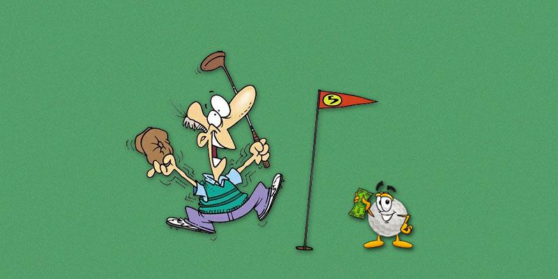golf betting