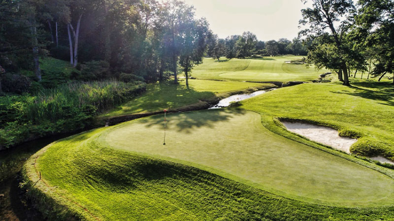 merion golf club course