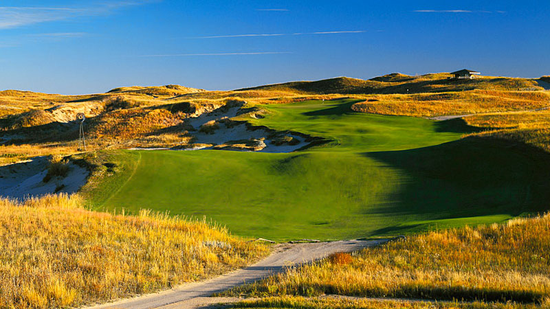 sand hills golf club nebraska