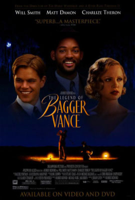 legend of bagger vance dvd cover
