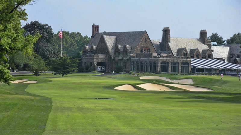 winged foot golf clubhouse