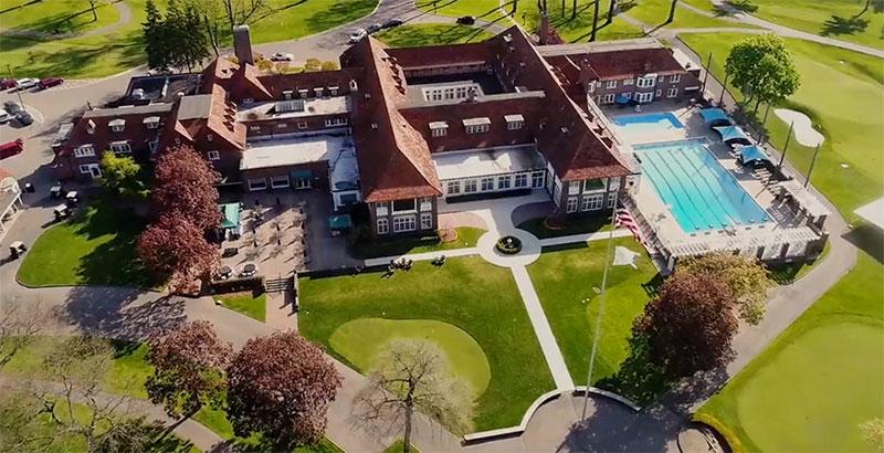 detroit golf club clubhouse