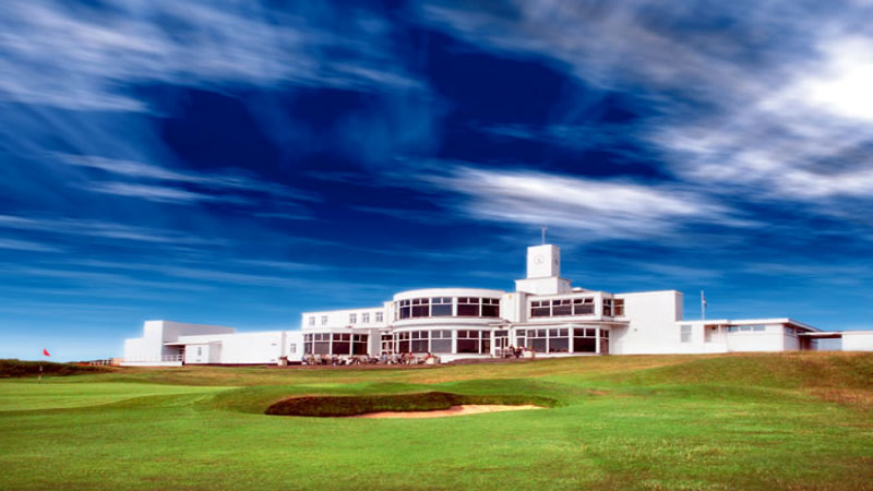 royal birkdale golf clubhouse