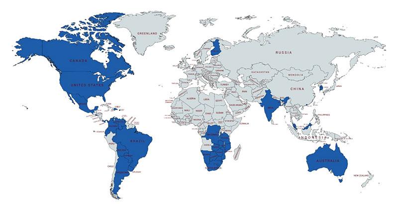 world handicap system countries