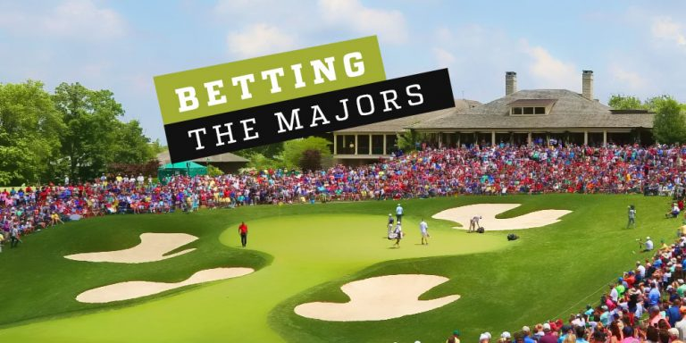 Betting The Four Golf Majors