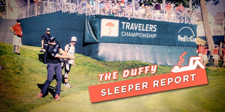 2020 Travelers Championship Sleeper Picks