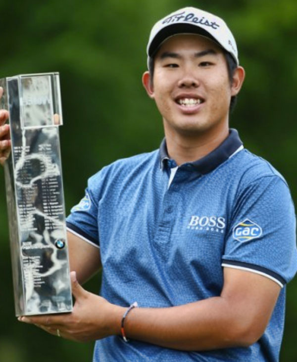 byeong hun an golfer