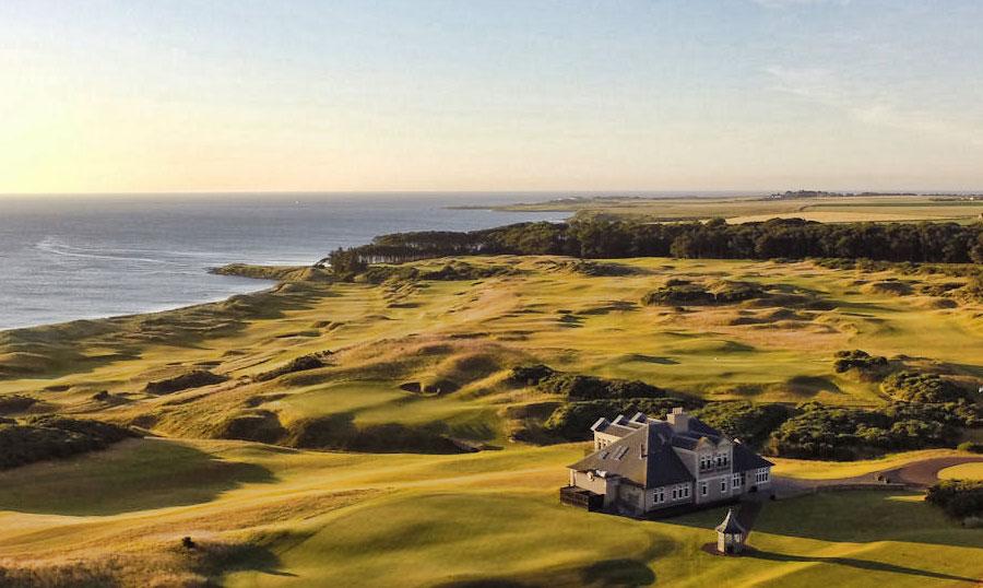 kingsbarns golf links scotland
