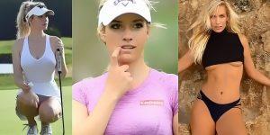sexy women golfers