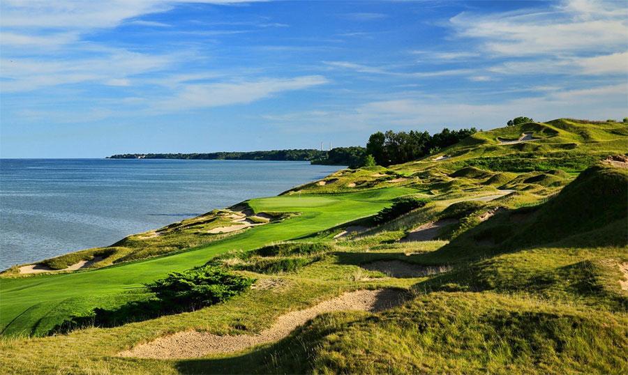 whistling straits golf