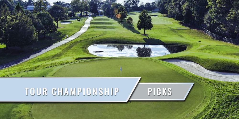 2020 Tour Championship Picks