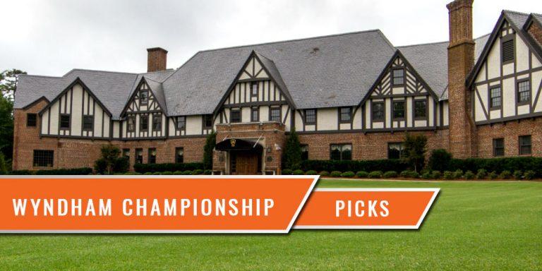 2020 Wyndham Championship Picks