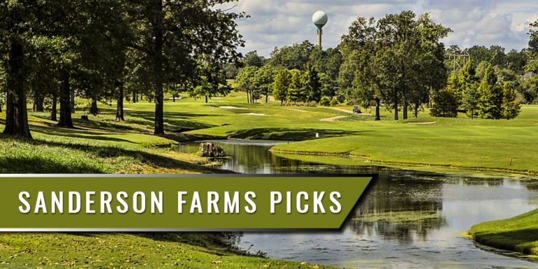 2020 Sanderson Farms Championship Picks