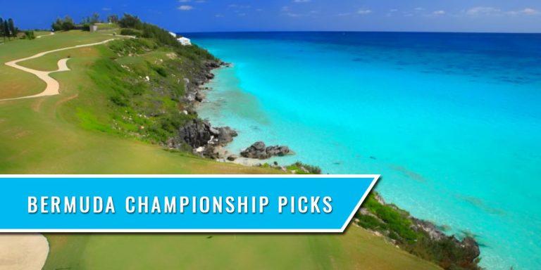 2020 Bermuda Championship Picks