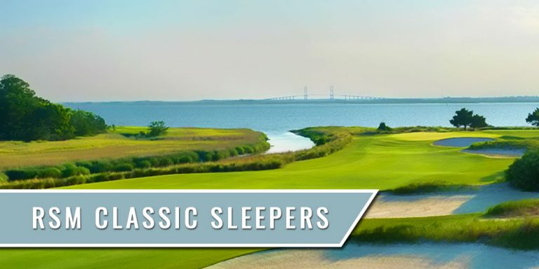 RSM Classic Sleeper Picks
