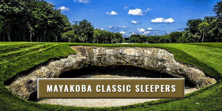 Mayakoba Classic Sleeper Picks